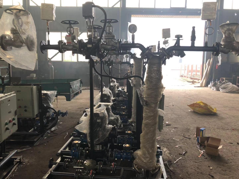 天津螺纹管换热机组