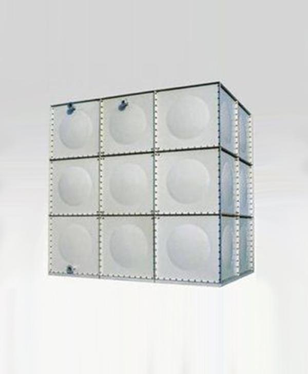 组合式搪瓷钢板水箱