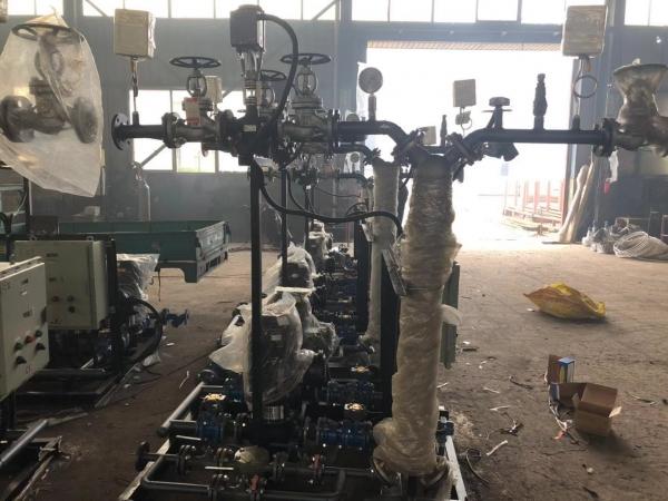 内蒙古螺纹管换热机组